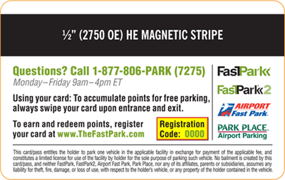 coupon code for park and go