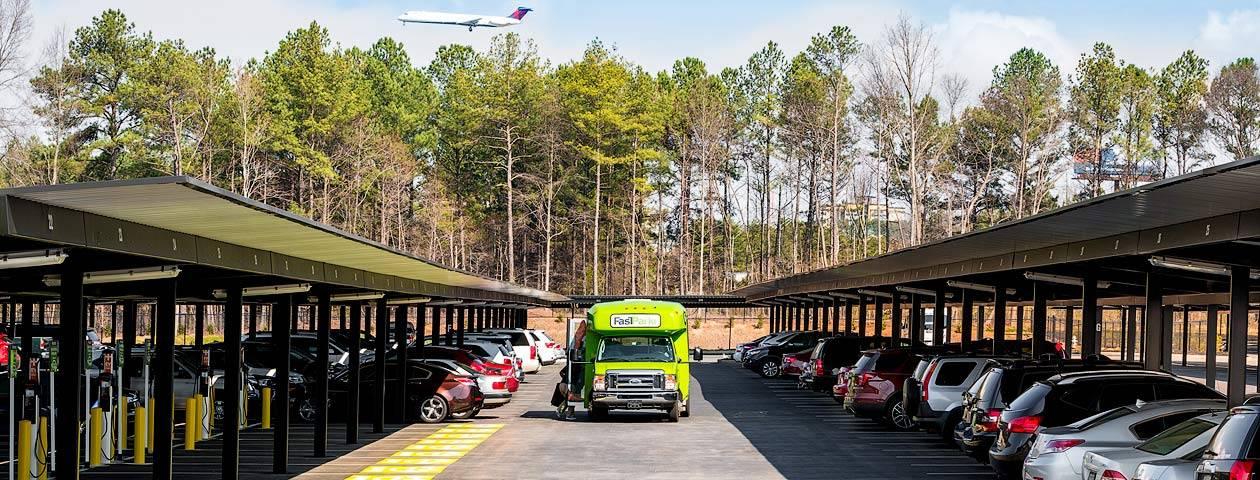 Atlanta (ATL) Airport International Terminal Parking - Fast Park
