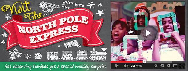 North Pole Express 2015