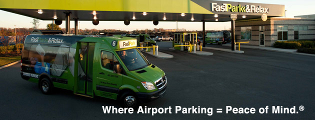 Where Airport Parking Equals Piece of Mind