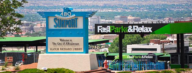 Albuquerque (ABQ) Airport Parking - FastPark & Relax